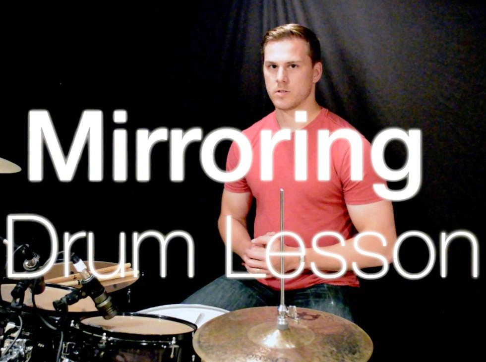 Mirroring: Double Bass Drum Technique Lesson