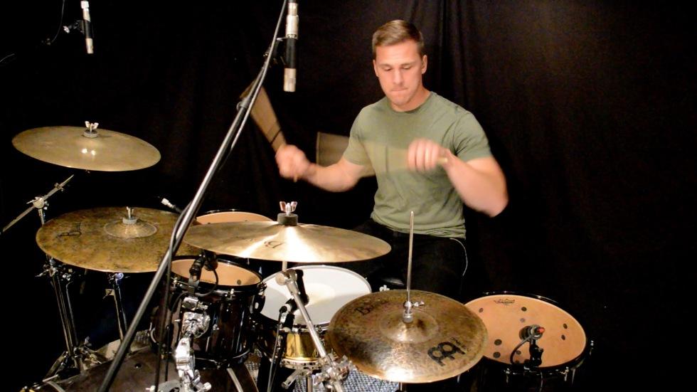 The Black Keys Strange Times Drum Cover