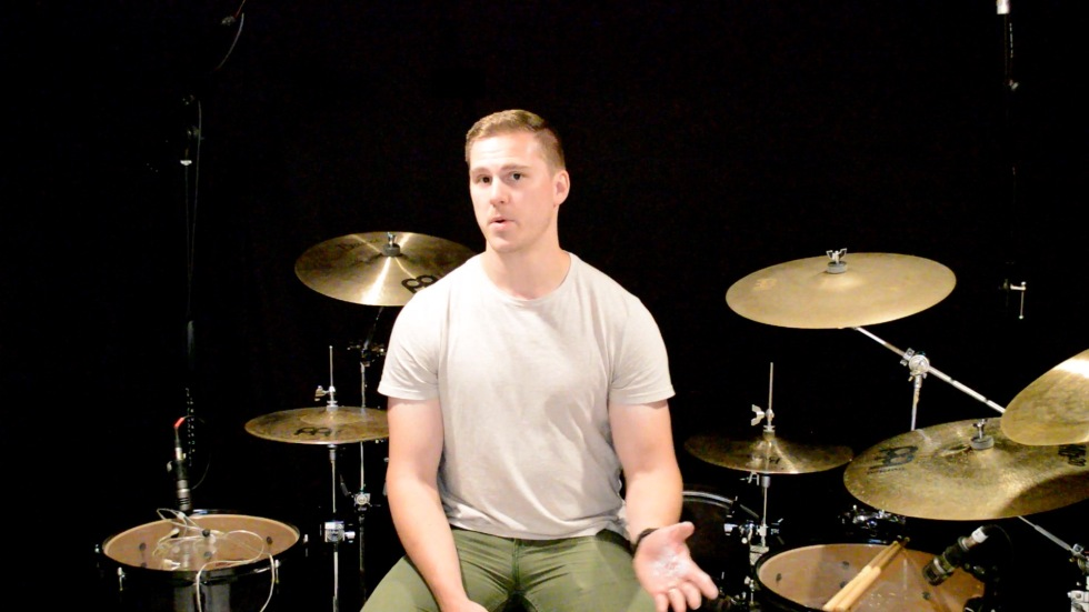 The Faceless The Spiraling Void Drum Lesson