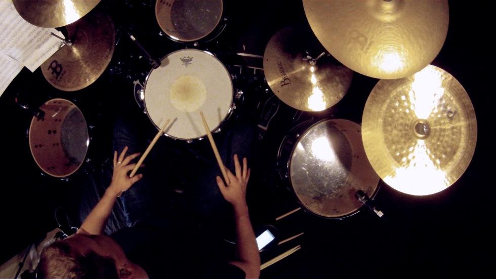 Meshuggah Drum Cover