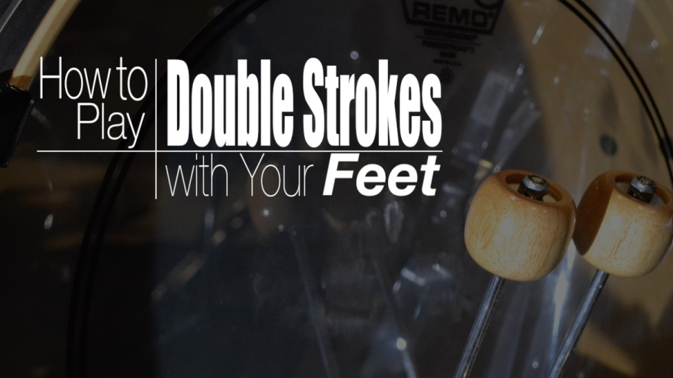 Bass Drum Double Strokes